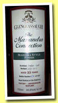 Glenglassaugh 33 yo 1978/2012 (44.8%, OB, The Massandra Collection, Madeira Style Finish, 437 bottles)